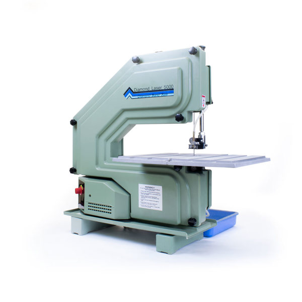 Diamond Laser 5000 Bandsaw plus 1 FREE Replacement Blade