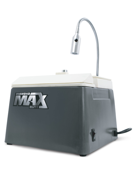 DIAMOND MAX ELITE 2 IN 1 GRINDER WITH LIGHT
